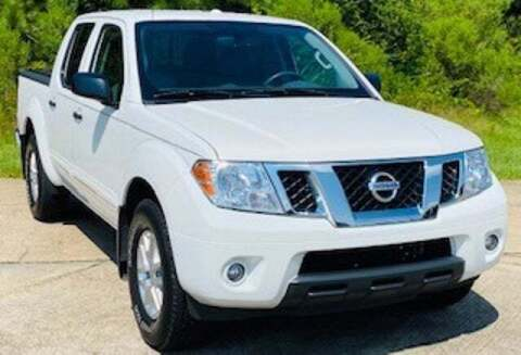 2016 Nissan Frontier for sale at Rogel Ford in Crystal Springs MS