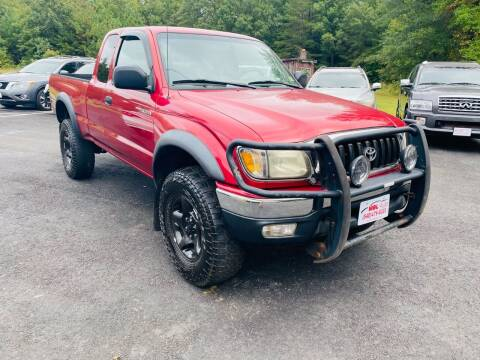 2004 Toyota Tacoma for sale at MBL Auto Woodford in Woodford VA