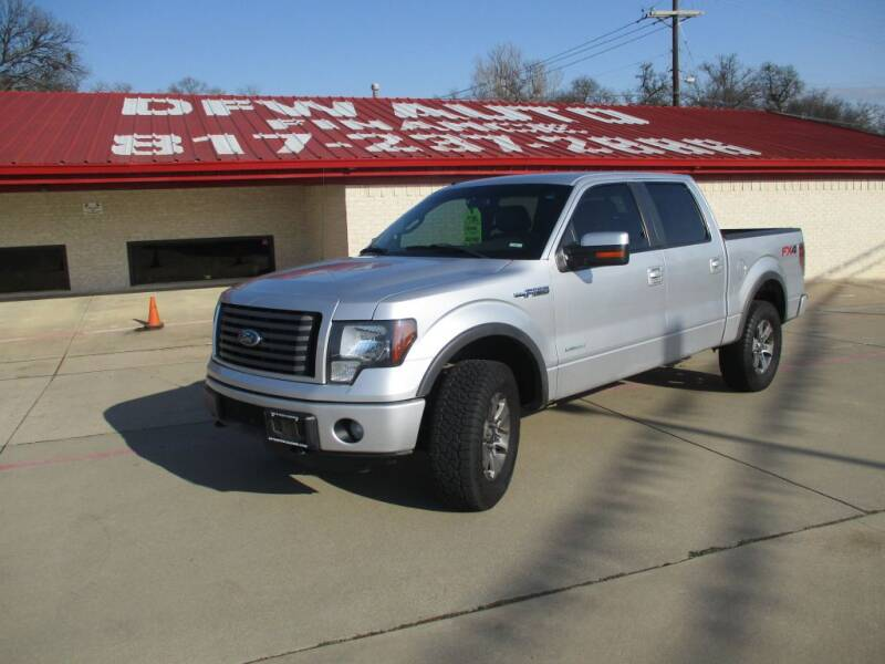 2012 Ford F-150 for sale at DFW Auto Leader in Lake Worth TX