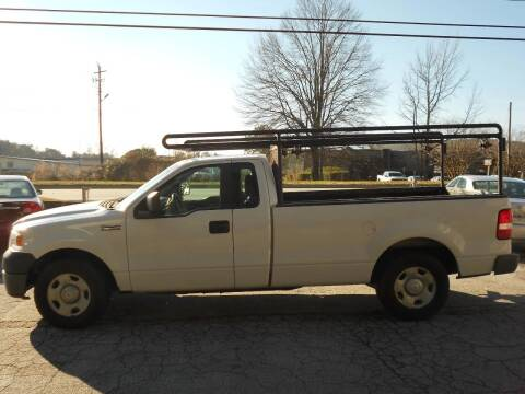 2008 Ford F-150 for sale at FABULOUS AUTO SALES in Conyers GA