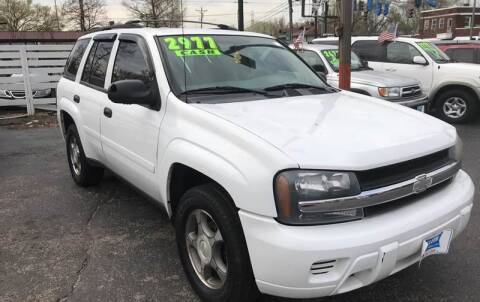 2007 Chevrolet TrailBlazer for sale at Klein on Vine in Cincinnati OH