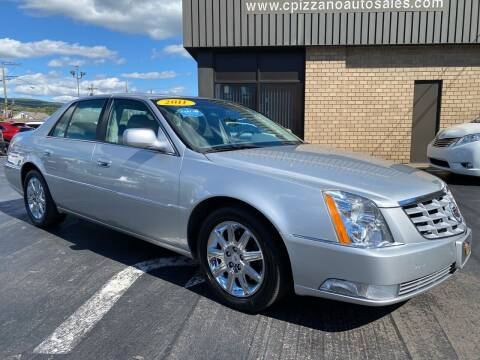 2011 Cadillac DTS for sale at C Pizzano Auto Sales in Wyoming PA