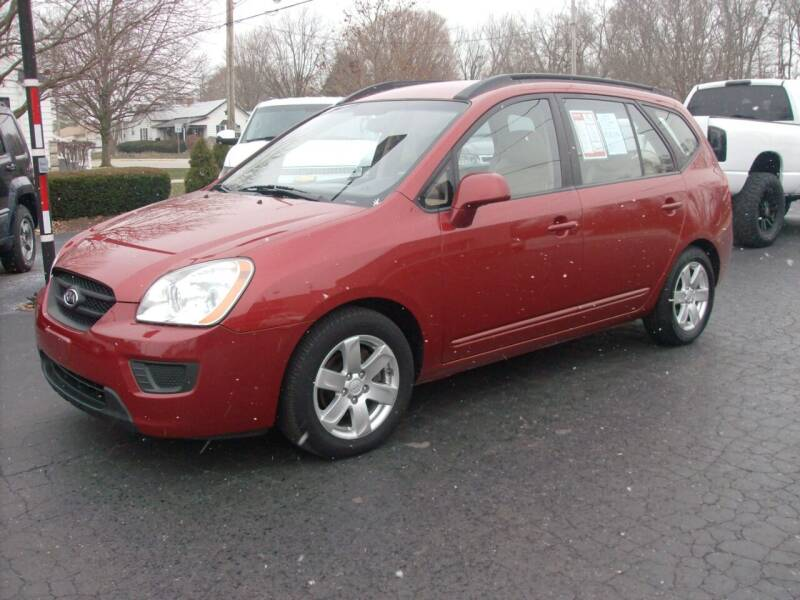 2008 Kia Rondo for sale at Keens Auto Sales in Union City OH
