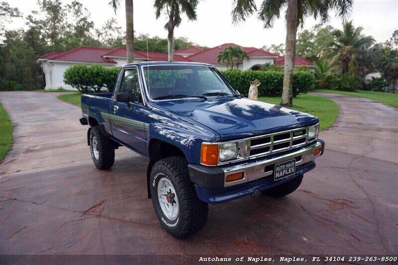 1986 Toyota Pickup for sale in Naples, FL