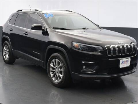 2019 Jeep Cherokee for sale at Tim Short Auto Mall in Corbin KY