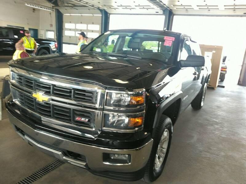 2014 Chevrolet Silverado 1500 for sale at Olger Motors, Inc. in Woodbridge NJ