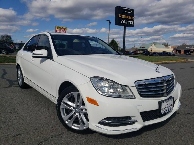 2013 Mercedes-Benz C-Class for sale at Perfect Auto in Manassas VA