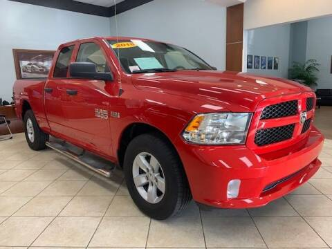 2018 RAM Ram Pickup 1500 for sale at Adams Auto Group Inc. in Charlotte NC