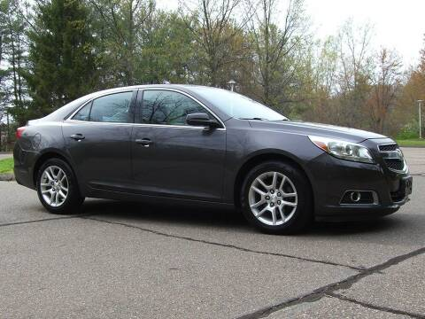 2013 Chevrolet Malibu for sale at Atlantic Car Company in East Windsor CT
