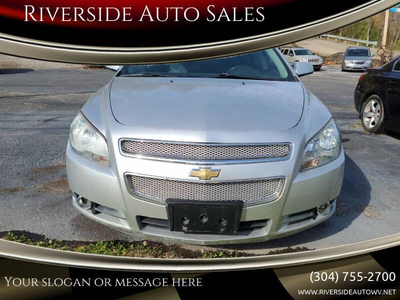 2011 Chevrolet Malibu for sale at Riverside Auto Sales in Saint Albans WV