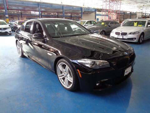 2016 BMW 5 Series for sale at VML Motors LLC in Teterboro NJ