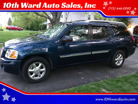 2004 GMC Envoy XUV for sale at 10th Ward Auto Sales, Inc in Chicago IL