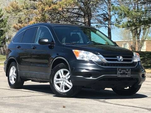 2010 Honda CR-V for sale at Used Cars and Trucks For Less in Millcreek UT