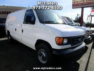 2005 Ford E-Series Cargo for sale at M J Traders Ltd. in Garfield NJ