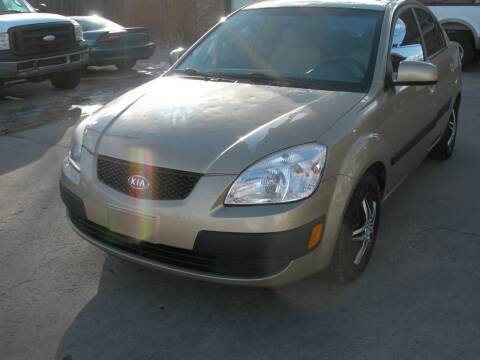 2009 Kia Rio for sale at Springs Auto Sales in Colorado Springs CO