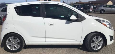 2014 Chevrolet Spark for sale at The Auto Shop in Alamogordo NM