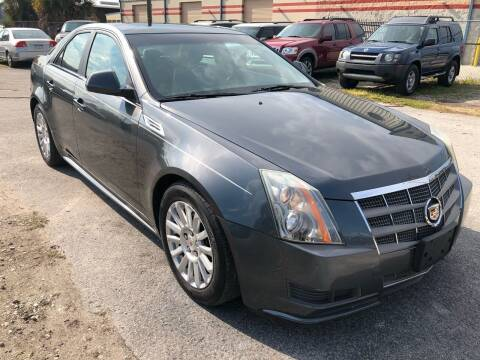 2010 Cadillac CTS for sale at Marvin Motors in Kissimmee FL
