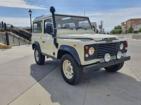 1980 Land Rover Defender for sale at Classic Car Deals in Cadillac MI