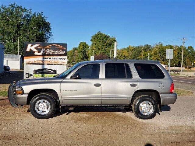 2001 Dodge Durango for sale at KJ Automotive in Worthing SD