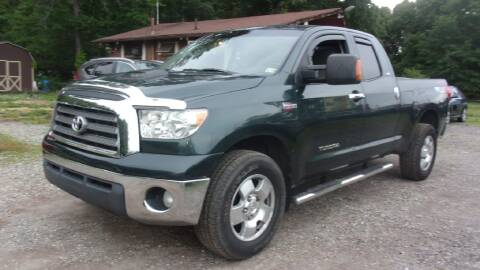 2008 Toyota Tundra for sale at Select Cars Of Thornburg in Fredericksburg VA