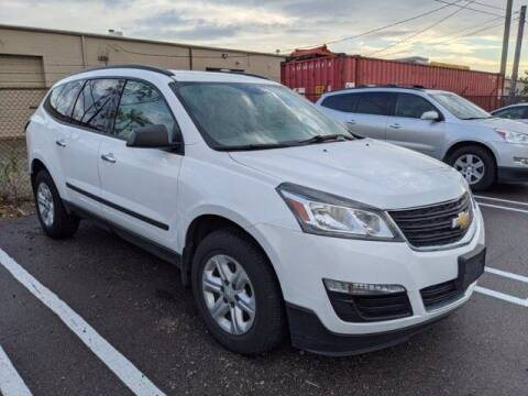 2017 Chevrolet Traverse for sale at Jimmys Car Deals at Feldman Chevrolet of Livonia in Livonia MI