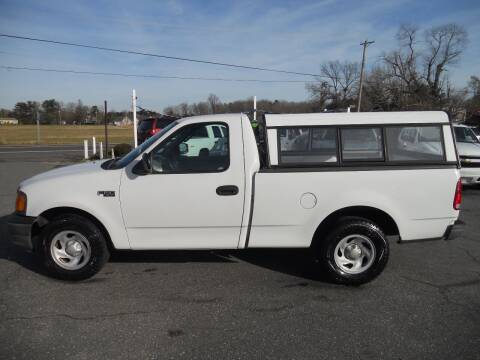 2004 Ford F-150 Heritage for sale at All Cars and Trucks in Buena NJ