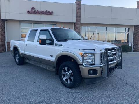 2013 Ford F-250 Super Duty for sale at Head Motor Company - Head Indian Motorcycle in Columbia MO