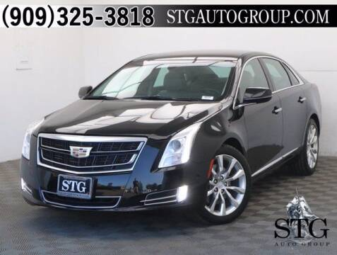 2017 Cadillac XTS for sale at STG Auto Group in Montclair CA