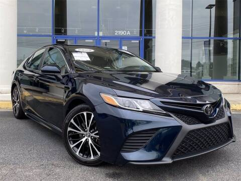 2020 Toyota Camry for sale at Southern Auto Solutions - Capital Cadillac in Marietta GA