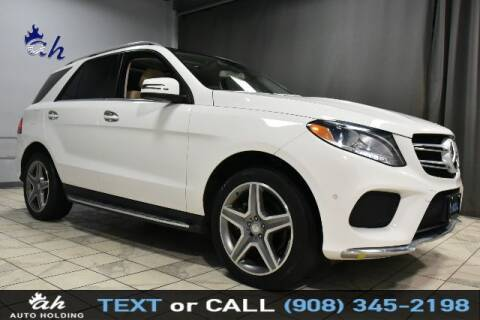 2017 Mercedes-Benz GLE for sale at AUTO HOLDING in Hillside NJ