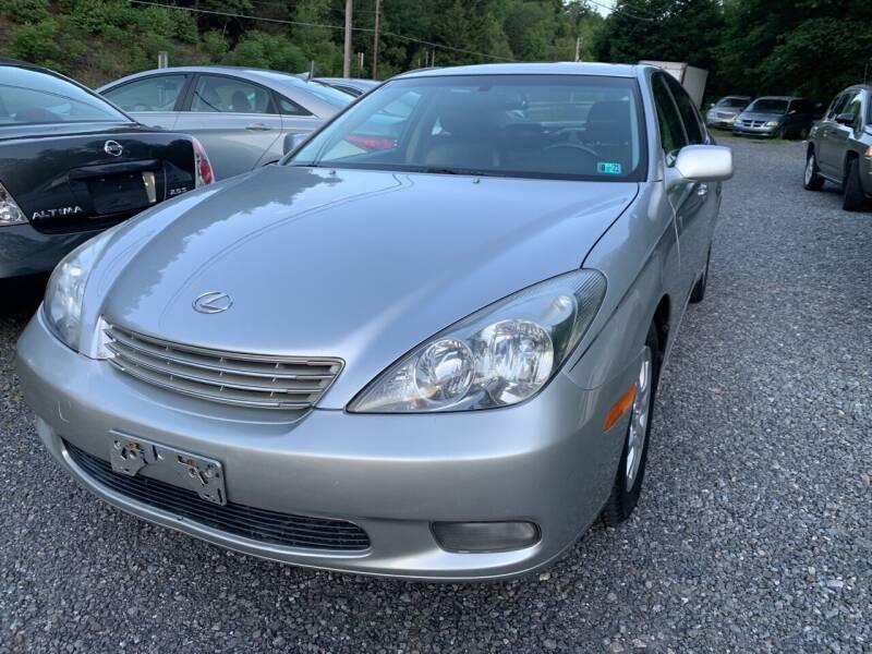 2003 Lexus ES 300 for sale at JM Auto Sales in Shenandoah PA