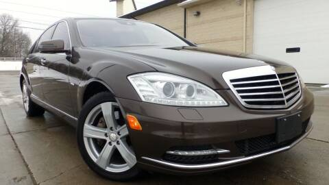 2012 Mercedes-Benz S-Class for sale at Prudential Auto Leasing in Hudson OH