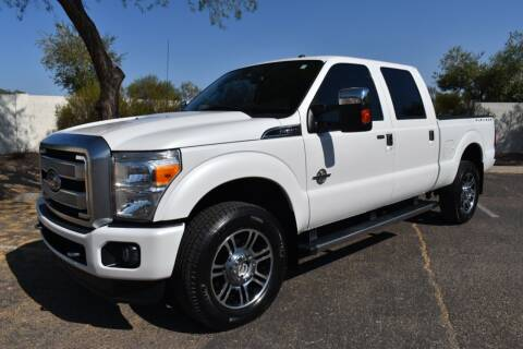 2015 Ford F-350 Super Duty for sale at AMERICAN LEASING & SALES in Tempe AZ