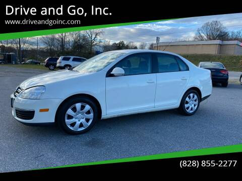 2008 Volkswagen Jetta for sale at Drive and Go, Inc. in Hickory NC