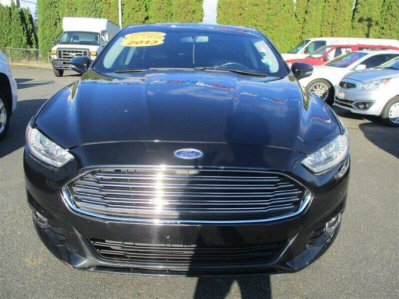2013 Ford Fusion for sale at GMA Of Everett in Everett WA