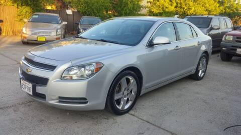 2011 Chevrolet Malibu for sale at Carspot Auto Sales in Sacramento CA