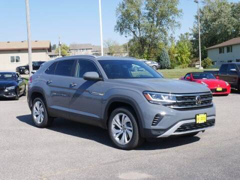 2020 Volkswagen Atlas Cross Sport for sale at Park Place Motor Cars in Rochester MN