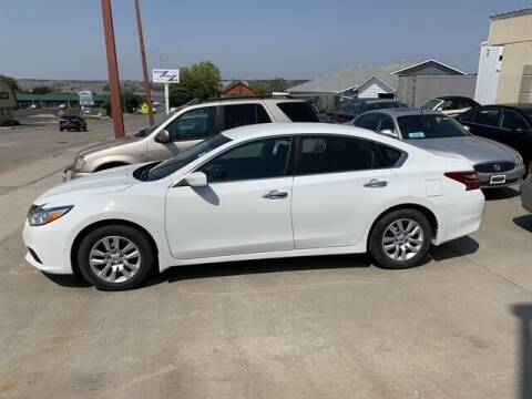 2018 Nissan Altima for sale at Daryl's Auto Service in Chamberlain SD