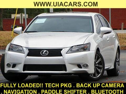 2014 Lexus GS 350 for sale at Used Imports Auto - Lawrenceville in Lawrenceville GA