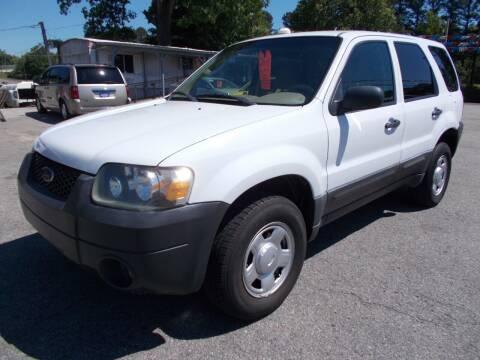 2005 Ford Escape for sale at Culpepper Auto Sales in Cullman AL