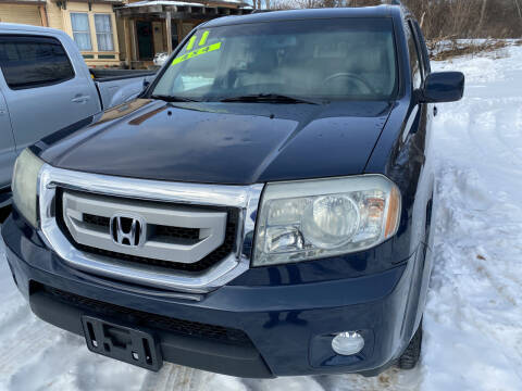 2011 Honda Pilot for sale at Richard C Peck Auto Sales in Wellsville NY