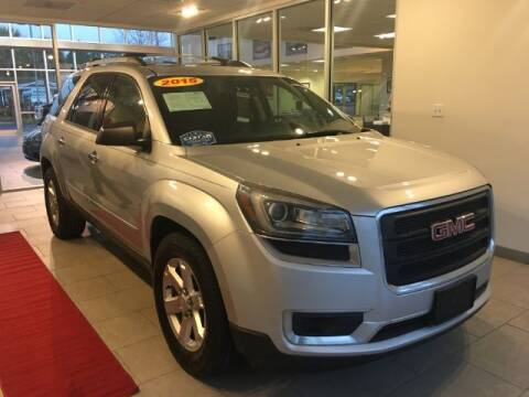 2015 GMC Acadia for sale at Adams Auto Group Inc. in Charlotte NC