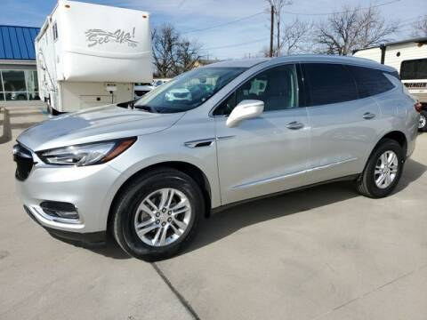 2020 Buick Enclave for sale at Kell Auto Sales, Inc - Grace Street in Wichita Falls TX