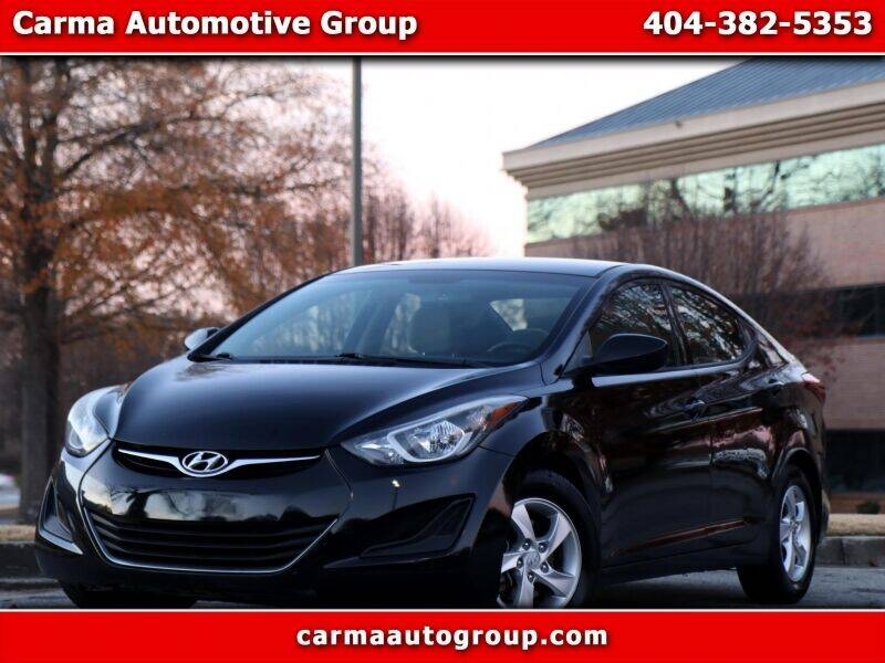 2014 Hyundai Elantra for sale at Carma Auto Group in Duluth GA