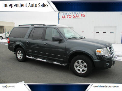 2009 Ford Expedition EL for sale at Independent Auto Sales in Spokane Valley WA