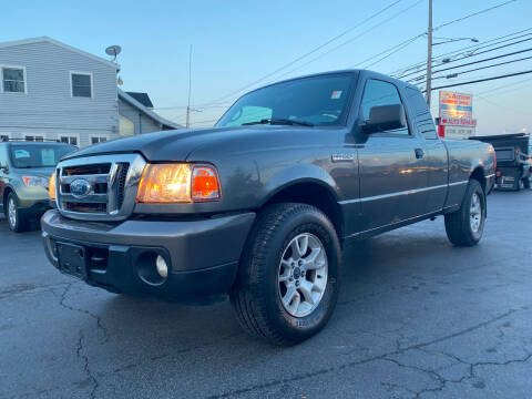 2008 Ford Ranger for sale at Action Automotive Service LLC in Hudson NY