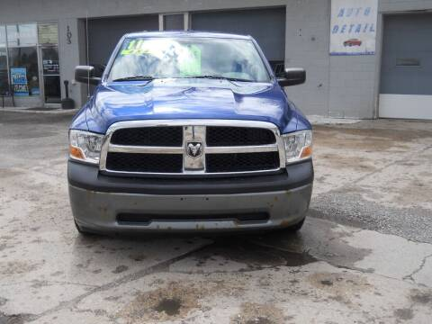 2011 RAM Ram Pickup 1500 for sale at Shaw Motor Sales in Kalkaska MI