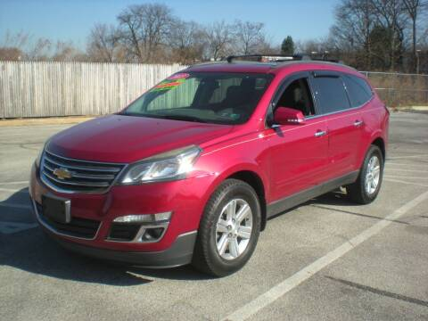 2013 Chevrolet Traverse for sale at 611 CAR CONNECTION in Hatboro PA