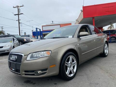 2006 Audi A4 for sale at North County Auto in Oceanside CA
