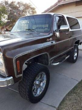 1979 GMC Jimmy for sale at Classic Car Deals in Cadillac MI